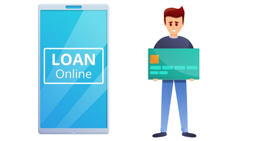 Với bảng lương, sim, cà vẹt xe hoặc thậm chí hợp đồng bảo hiểm, các công ty sẽ xét duyệt khoản vay online