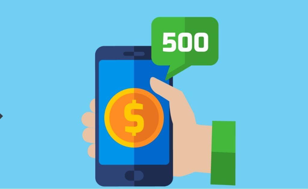 Khách hàng có thể nhận được khoản vay nhanh chóng chỉ với vài thao tác trên chiếc điện thoại di động
