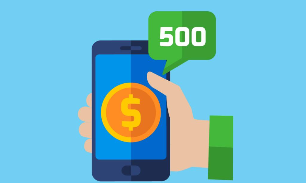 Chỉ với chiếc điện thoại thông minh, bạn hoàn toàn có thể nhận được khoản vay nhanh chóng