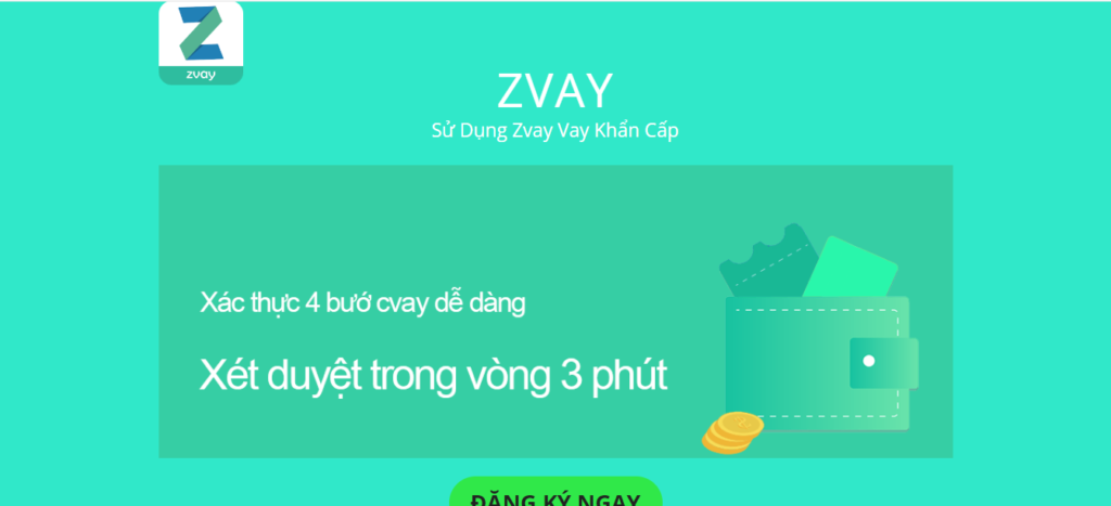 Trang website này sử dụng logo của Zvay