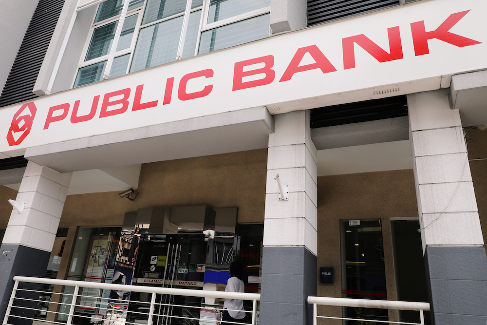 public bank office