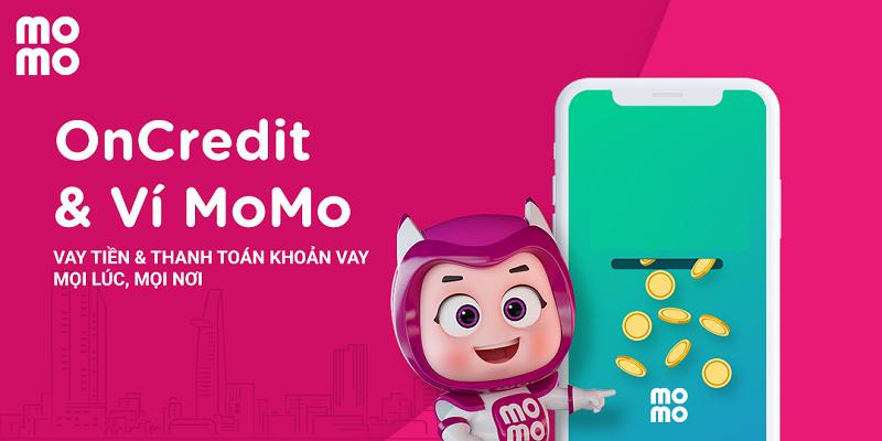 Rất nhiều app liên kết với Momo cho vay online